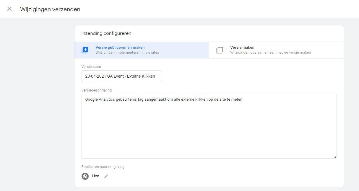versie-beschrijving-gebruiken-GTM